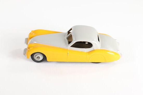 Vintage Dinky Toy Jaguar #157