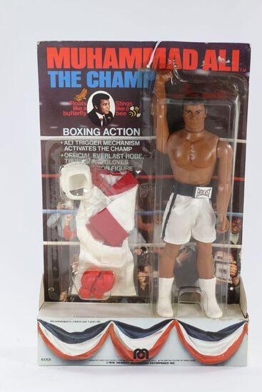 1976 Mego Muhammad Ali The Champ figure