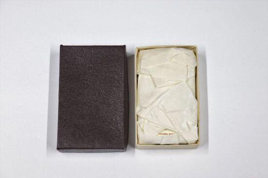 """""""Vintage Jim Beam Whiskey advertising cigarette lighter  (new in box)"""