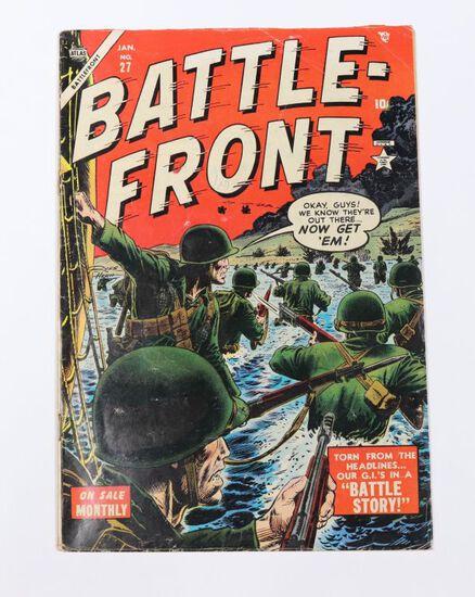 Battle Front #27/1955 Marvel/Atlas Comic