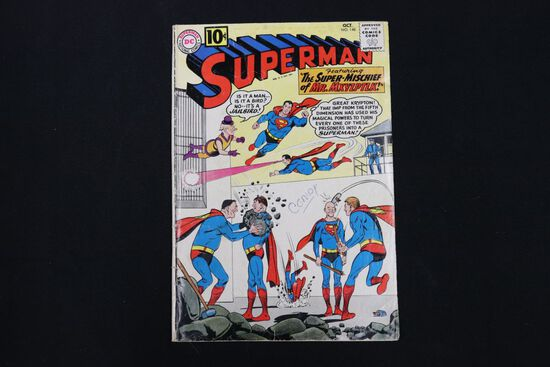Superman #148/1961 Silver Age Issue