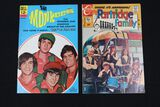 "Silver Age ""Monkees"" and ""Partridge Family"" comic books"