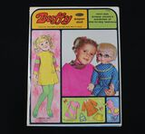 "1968 ""Buffy"" Family Affair TV show paper dolls"