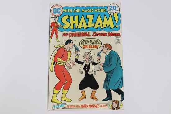 Shazam #10/1974/Obscure Bronze