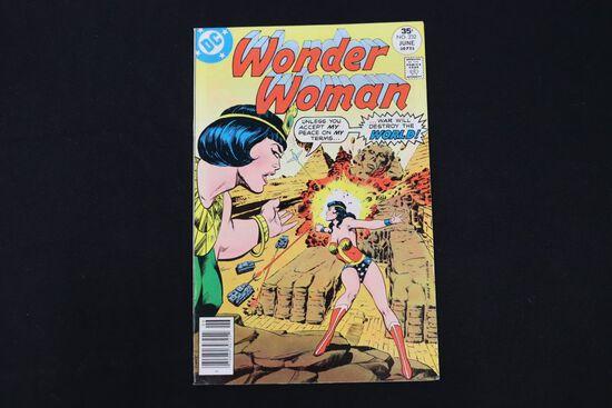 Wonder Woman #232/1977/Sharp Bronze