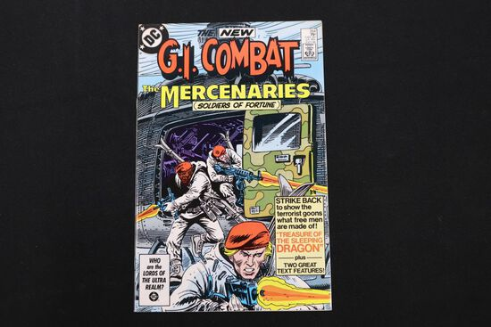 G.I. Combat #284/1986/Obscure Later Issue