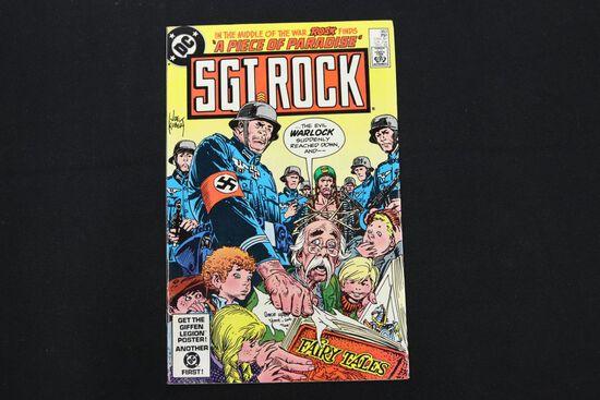 Sgt. Rock #383/1983/Nazi Cover