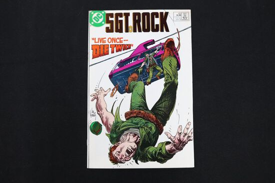 Sgt. Rock #421/1988/Obscure Later Issue