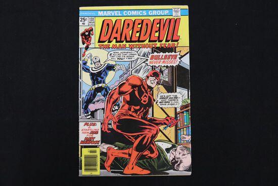 Daredevil #131/1976/Key Issue