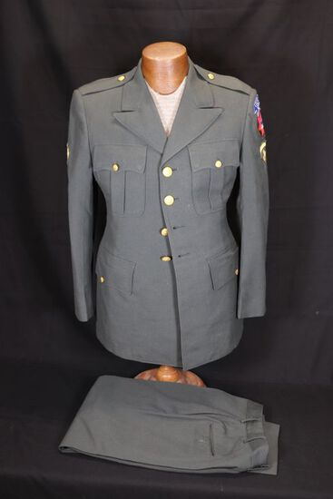 Vintage US Army 7th Corp-Germany Uniform