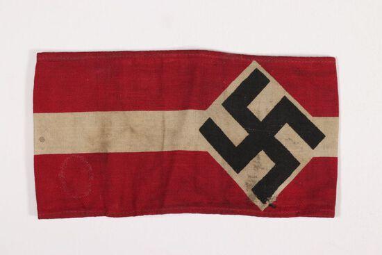 WWII German/Nazi Cloth Armband