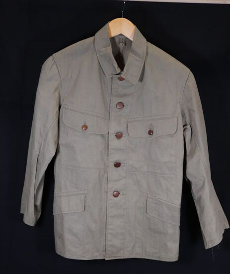 Japanese WWII Tropical Army Tunic/Uniform