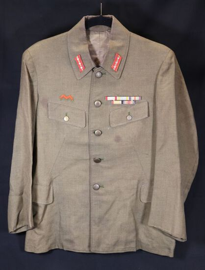 WWII Japanese Army Captain's Tunic