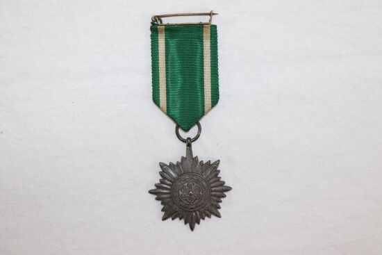 WWII Nazi Eastern Peoples Medal