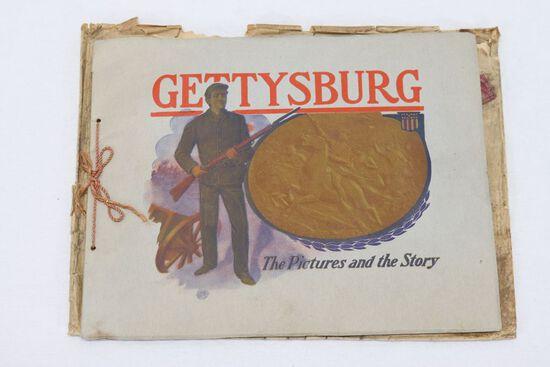 Gettysburg (1913) Commemorative Booklet