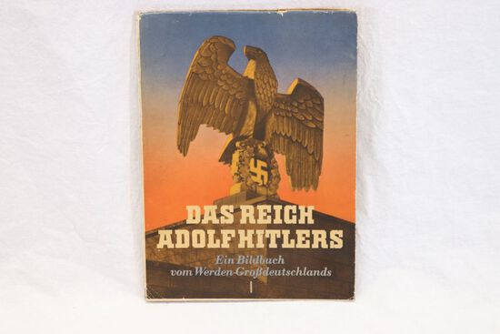 Adolph Hitlers Empire/1940 Nazi Book