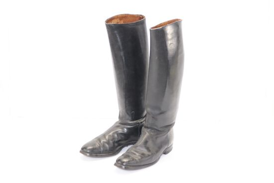 WWII Nazi Officer's Boots