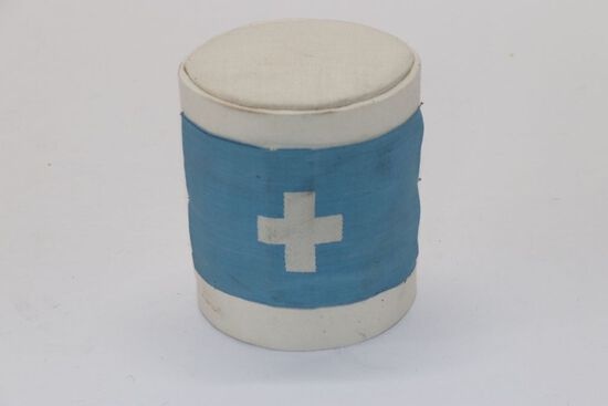 WWII German Medical Staff Armband