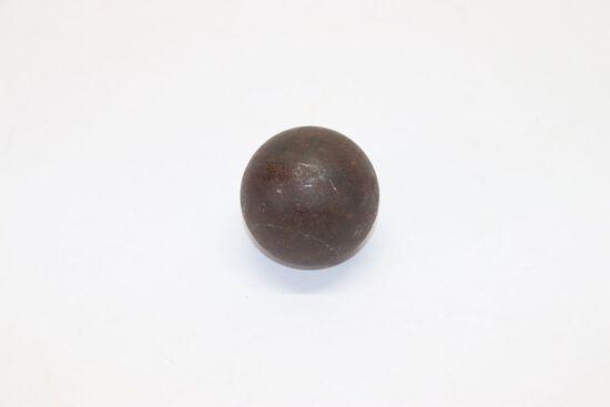 Civil War Cast Iron Grape Shot