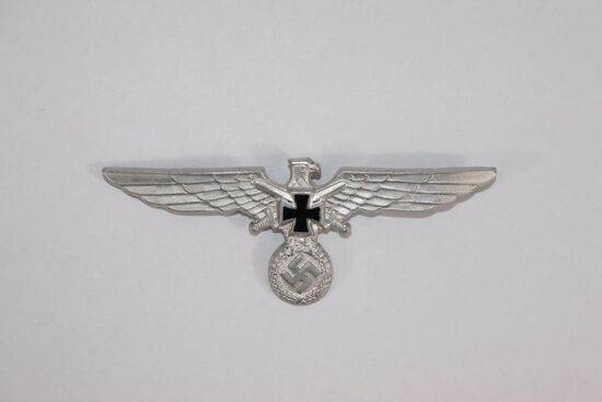 "Nazi Veterans' Assoc. 4"" Metal Eagle"
