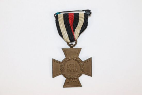 WWI Hindenburg Cross Medal - No Swords