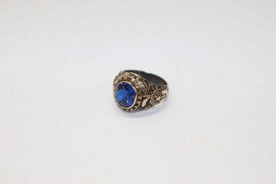Antique USN Service Ring