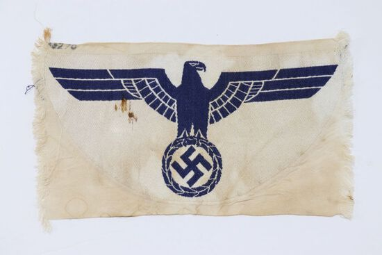 Nazi Kriegsmarine Sports Shirt Eagle