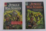 (2) 1962/63 Jungle War Stories Comics