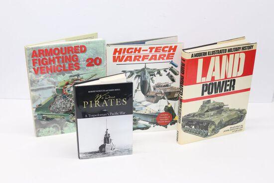Military History Books (4)
