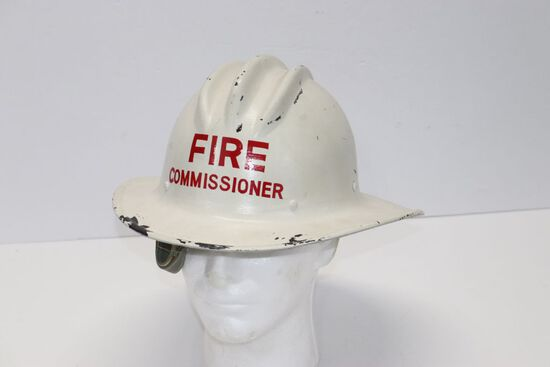 50's/60's Fire Commissioner Helmet