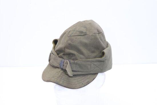 WWII Infantry Winter Cap