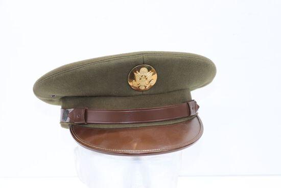 WWII Air Force Dress Cap