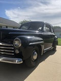 1947 Ford Super Deluxe 2dr Coupe