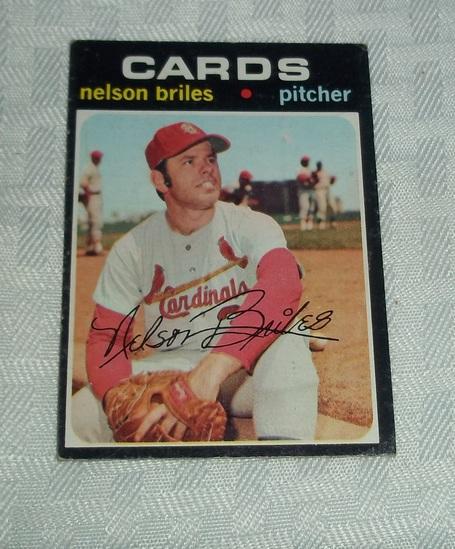 1971 Topps Baseball Card Error Auctions Online Proxibid