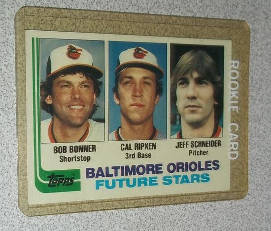 1982 Topps Baseball 21 Cal Ri Auctions Online Proxibid