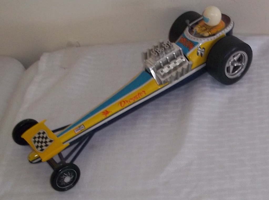 22+ Toy Dragsters