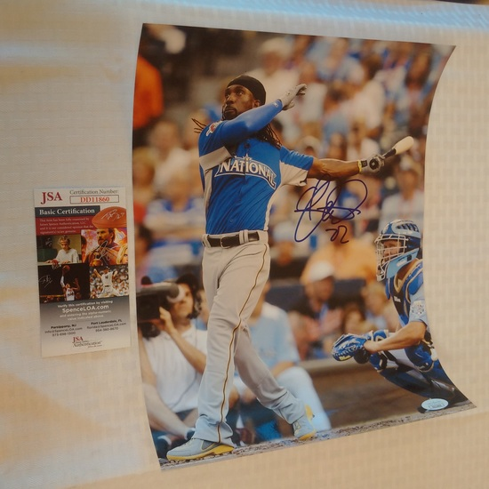 Andrew McCutchen Autographed Signed 11x14 All Star Game Baseball Photo MLB ASG JSA COA