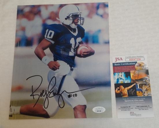 Bobby Engram Autographed Signed 8x10 Photo Penn State Football PSU JSA COA 1980s