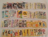 Oddball Issue NFL Football & Baseball Card Sticker Lot Team Logos