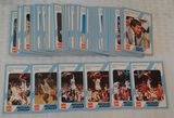 1989 College Collegiate Collection Complete 200 Card Set North Carolina UNC Multiple Michael Jordan