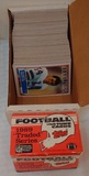 1989 Topps Traded Set Rookie RC NFL Football Card #83T Barry Sanders Lions & Partial 1983 Set