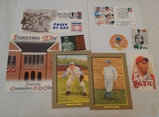 HOF Card Lot Perez Steele Lopez Dandridge Keeler Yount Induction Day