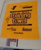 Hines Ward Autographed Signed Football Promo Towel  JSA COA NFL Steelers