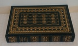 Franklin Library Leather Bound High End Book Leaves Of Grass Walt Whitman