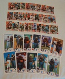 5x7 Smokey Bear Cards w/ NFL Football McDonald's Stars HOFers 1980s