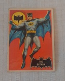 Vintage 1966 Topps The Batman Orange Back Card #1 Key