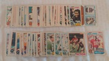 95+ Vintage 1982 Topps NFL Football Card Lot w/ Stars 2nd Year Montana Payton