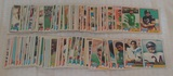 125+ Vintage 1981 Topps NFL Football Card Lot Stars Payton Bradshaw Winslow RC