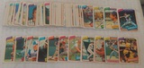 150+ Vintage 1980 Topps MLB Baseball Card Lot Stars Ryan Brett Ozzie
