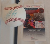 Placido Polanco Autographed Signed Baseball Phillies JSA COA Official Eastern League Rawlings